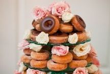 Rustic Wedding Cake Inspiration / by Ready Maker Design
