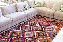Rug Inspiration / Inspiring rugs from all over the world.