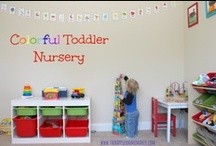 Kid's Room / by Crystal {Cooking with Crystal}