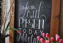 Easter / Ideas and inspiration for Resurrection Day. / by Cheryl Lambert
