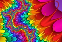 Color Me Happy / I love bright, colorful things!  The brighter and more colorful, the better!  Color makes me happy. / by Cheryl Lambert