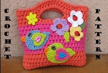 Crochet Something / Crochet instructions and ideas / by Cheryl Lambert