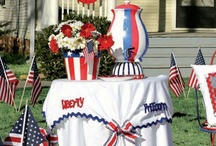 Celebrating Our Patriotism / Inspiring ideas for celebrating our American heritage / by Cheryl Lambert