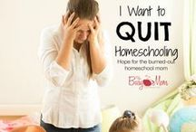 Homeschool Encouragement / Looking for encouragement or helpful tips regarding homeschooling your kids? This board is all about us helping YOU, because we have faith in YOU, mom!  / by The Busy Mom