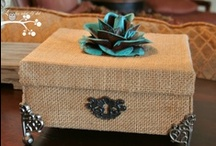 Baskets, Boxes, 'n Bins / Ideas and how-tos for making lovely and useful baskets, storage boxes and bins. / by Cheryl Lambert
