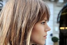 Hair inspiration / Hair I wish I had! / by anette johannessen