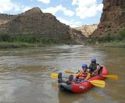 Desolation Canyon - Green River / Green River Rafting.