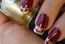 all about the nails / by Cindy Yonkers Tutwiler