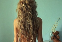 Hair Envy / Hair styles and colors / by Kaitlyn Sheets