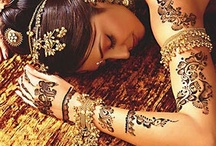 Body Art / Decorate your Body, Hands, and Feet with Ink Tattoos, the Ancient Art of Henna, Body Piercing, and Scarification. Express Yourself!