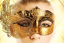 Beautifully Costumed Women / Costumes for Festivals, Mardi Gras, Carnivals, Parades, Theatrical Productions, Cultural Events, or Cultural Dress.