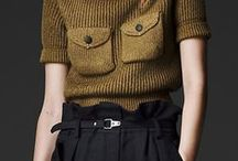 Burberry / Burberry features rich, lucious colors for this fall! / by Kayla Finocchiaro