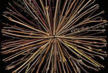 Sticks / by Elaine Corbalis