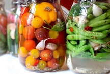 Can, Pickle, Store & Preserve / Learn About Canning Vegetables, Making Pickles, and Making the most of Your Fresh Produce.