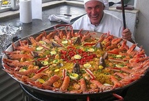 Seafood Heaven / Lobster, Crabs, Shrimp, Scallops, Crayfish, Clams, Oysters, & Fish of all kinds.