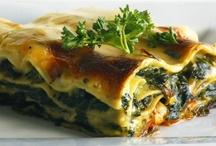 Lasagna, Ravioli, Stuffed Shells, Etc... / Pasta Main DIshes