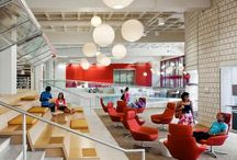 Office Innovation / Innovations in office design  / by Amy Fay