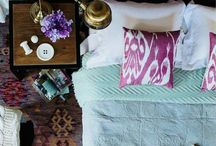 bedrooms / cozy beds