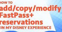My Disney Experience info