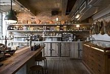 Industrial Kitchen / by Amy Fay