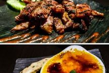 FOOD | London Restaurants / What I've been tucking into at some of London's top eateries...