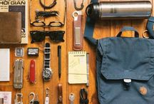 Art of packing / How to travel the word with just one bag