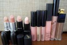 Makeup, nails & stuff / Different looks I find interesting or pretty and also products / by Ree