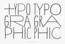 Typo / by Requete Trend