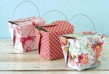 DIY, Papercraft, Origami & more / by Livia