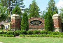 Davis Farm / NOW SELLING! Absolutely beautiful property in exceptional Kennesaw location! Intimate Community of only 30 Homesites - 21 Homes by Traton Homes. 3-Sides Brick, Cedar Shake and/or Stone exteriors.