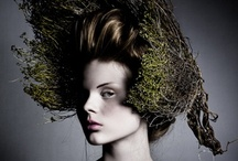 Creative Hair Styles / by Erica Stoy