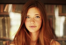 Color- Red Heads Rule / by Erica Stoy