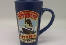 Titanic 100th Anniversary  / Celebrate 100 years of Titanic with these commemorative pieces from The Titanic Store. Visit http://www.thetitanicstore.com/browse.cfm/titanic-100th-anniversary/2,13.html