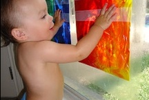 Babies Toddler and Preschool Activities and Ideas / by Cathy Johnson