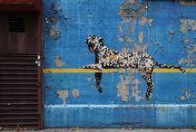 Banksy / #banksy #banks  / by Jeroen Rekker