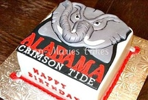 Alabama Roll Tide Football / Alabama Roll Tide Inspiration and gift ideas / by Ginny Gallagher