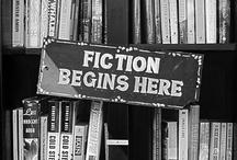 where the books are / by Marta Vinci