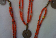 Trade beads, old beads, interesting beads  / Am obsessed with beads! / by Terri Rowe