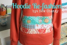 Sewing Upcycle and Refashion / Refashion and upcycle sewing tutorials and inspiration. / by Ginny Gallagher