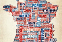French Language Learning Board / by Arianna S