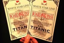 Buena Park Titanic The Experience / The newest attraction coming to Orange County - August 1st: Titanic The Experience in Buena Park, CA. #TitanicBuenaPark