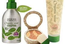 ORGANIC/ NATURAL/ NON TOXIC BEAUTY PRODUCTS / by Dawn