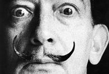 Salvador Felipe Jacinto Dalí i Domènech II / Salvador Dalí / by Vallejal