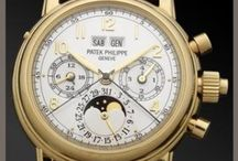 Patek Philippe / The best watches ever!! / by Vallejal