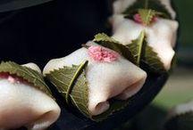 和菓子 - Wagashi, Mochi & Co. / Japanese sweets / by Livia