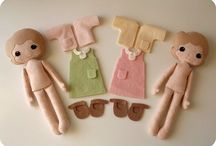 Gingermelon Doll Patterns
