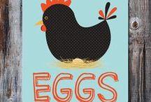 Brooklyn's Chickens / by Tracy Lynn Gerbino
