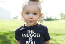 Baby Things / Because babies are small. Small is cute. I like small and cute. I like babies. Logic.