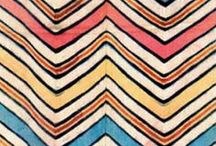Trend: Chevron / A striking pattern that is sure to make people stop and stare. / by Avenue Plus