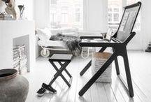 creative home office / by Karen Ngo